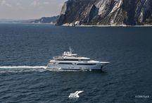 CRN Yachts - Navetta M/Y Lady Genyr 43m / CRN Yachts - Navetta M/Y Lady Genyr 43m