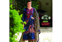 Dress Materials / Browse our new arrival #Dress_Materials at reasonable prices from #LaxmipatiSarees where you find the modern collections of women designer unstitched suits Online in India. Shop now@ http://goo.gl/V55M1j