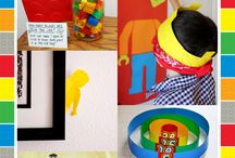 Life: Boy birthday party ideas / by Brandee Bee