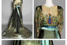 Fashion through history