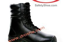 Sepatu Safety DrOSHA / Jual sepatu safety drosha