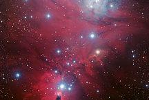 Deep outside in space / Deep outside in space