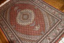 ペルシャ絨毯タブリーズ産地