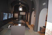 ACTUAL SEDE DEL MUSEO DEL SANTO ROSARIO DE AROCHE (HUELVA) / Desde febrero de 2013, la actual sede del Museo del Santo Rosario se encuntra en el antiguo Convento de los Jerónimos del siglo XVII o Convento de la Cilla.
