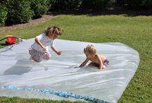 outdoor waterbed
