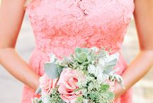 Bridesmaid Dresses for Rozzie's Wedding / by Gina Rini-Reese