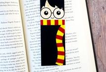 harry potter / DIY ideas, photos, banners and informations