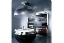 Interior design - Futuristic