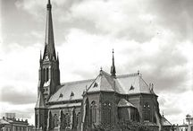 Reconstruction of The New Cathedral in the town of Vyborg