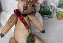 Teddy by Tina Mamatuik