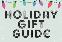 2013 Holiday Gift Guide / Get unique local gift ideas for everyone on your shopping list!
