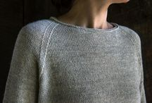 Knitting - quick and easy sweaters