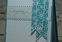 Christmas cards / Inspiration for cardmaking