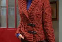 sacos y sweter