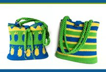Crochet Bags and Products