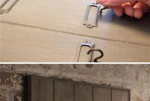 Porte clef murale et de poche