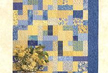 yellow brick road / Atkinson Designs' Yellow Brick Road quilt pattern