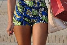 African Print Pieces