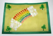 St. Patrick's Day Crafts / by Jennifer Mattingly
