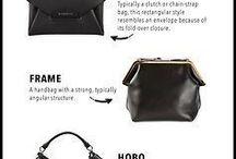bag types/shapes