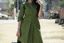 African dress my style