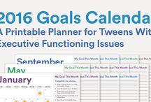 goals planning