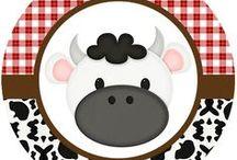 cumple vaca lola