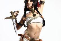 Cosplay / Aquí va una lista con algunas de las mejores #cosplayers mujeres del mundo.  ¡Son muy #sexy estas #cosplay!  Para ver más #imágenes de ellas entra a:  http://videisimo.net/entretenimiento/moda/las-mejores-chicas-cosplay