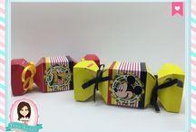 Festa Turma do Mickey / Festas Criativas e Personalizadas você encontra aqui. Procurando fofuras para a sua festa? Na nossa loja tem! http://loja.danifestas.com.br/