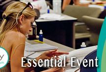 Trinity Essentials Event / The Essential Event is a seven day event available to those who have previously attended the Trinity Foundational Event & who are enrolled in the Trinity ND instructor-based program. Students not enrolled may also attend for their own knowledge enhancement.  Topics at the Essential Event include: Homeopathy, Energy, Reflexology, Aromatherapy, Herbal Advanced, Men's Health, Women's Health, Pregnancy, Children's Health, Pet Health, Parasites, Senior Health, Memory & Symptoms