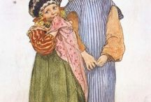 Carl Larsson / by Scandivintage on Etsy