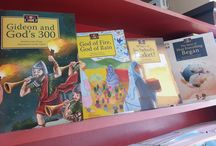 Wow God series / Wow, God! is an exciting series which retells stories from the Old Testament of the Bible. Help children to know God more by seeing and learning from His character as demonstrated in these stories