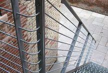 Escadas para campo