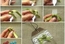 Clever DIY Crafting Tips and Hints / Extra touches make a different.