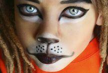 Face paint (girls)