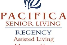 Pacifica Senior Living Regency / Welcome to Pacifica Senior Living Regency, our beautiful, safe and friendly community of quality caregivers, well trained professionals, and most importantly, satisfied residents. Located in Las Vegas, our community offers a full spectrum of assisted living and memory care services administered by a specifically trained, caring and experienced staff.
