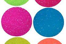 Glitter Makeup / Glitter makeup!!