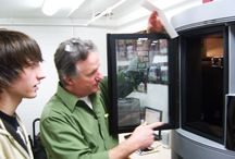 Education 3D printing