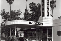 vintage gas stations / by Lana Housewright