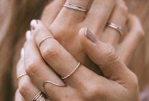 rings + hands tatts