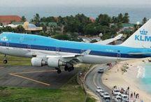 Commercial flight