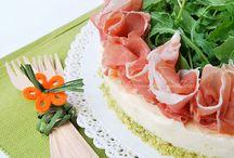 Chesee cake salato