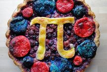 National Pi Day, March 14 / On Thursday, March 14, or 3.14, the world celebrates National Pi Day, a day dedicated in honor of the never ending number, 3.14159… To celebrate Pi Day in a tangible way, the American Pie Council® (APC) encourages the nation to indulge in the infinite flavors and its never ending love affair with pie. / by American Pie Council