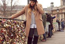 Street Style - Paris / by Rachael Elliff