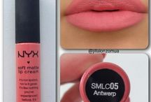 Make-up / Nyx soft matte lip cream