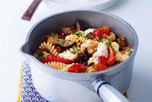 pasta's & more