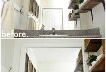 Meu banheiro / Referencias para meu banheiro!!!