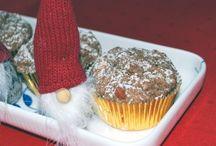 Glutenfri jul / Glutenfrie opskrifter til julebagning