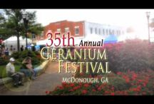 Events in and around McDonough, Ga