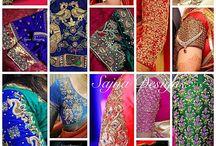 aari work blouses